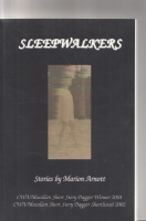 Image for Sleepwalkers: Stories (inscribed by the author).