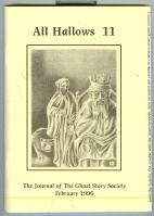 Image for All Hallows The Journal Of The Ghost Story Society #11.