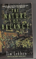 Image for The Nature of Balance.