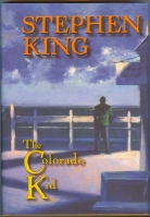 Image for The Colorado Kid (illustrated & signed by Edward Miller).