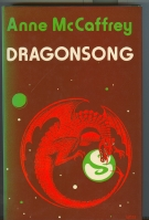 Image for Dragonsong (signed by the author)..