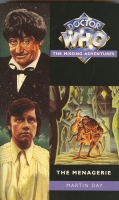 Image for The Menagerie: Doctor Who, The Missing Adventures.