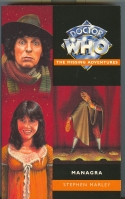 Image for Managra: Doctor Who, The Missing Adventures.