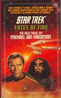 Image for Star Trek: Faces of Fire.