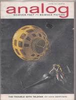 Image for Analog Science Fact/Science Fiction (large-size) June 1963 issue.