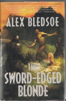Image for The Sword-Edged Blonde.