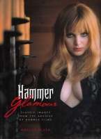 Image for Hammer Glamour: Classic Images From The Archive Of Hammer Films (inscribed by Hearn + front cover actress Madeline Smith)