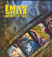Image for Emshwiller: Infinity x Two: The Art & Life Of Ed and Carol Emshwiller.