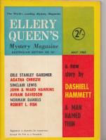 Image for Ellery Queen's Mystery Magazine (Australian Edition) no. 167.