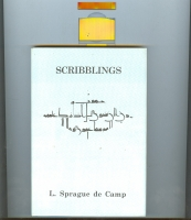 Image for Scribblings (signed by the author).