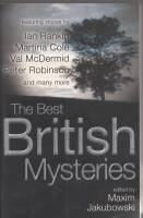 Image for The Best British Mysteries.