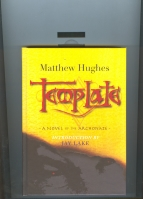 Image for Template: A Novel Of The Archonate (signed/limited).