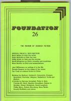 Image for Foundation no 26 (Special Philip K. Dick issue).