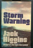 Image for Storm Warning.