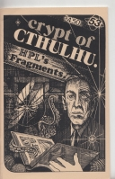 Image for Crypt of Cthulhu Vol 7 no 3: HPL's Fragments (whole no. 53).
