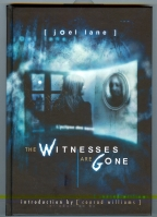 Image for The Witnesses Are Gone (signed/limited).