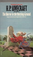 Image for The Horror In The Burying Ground And Other Tales (Hugh Lamb's copy)