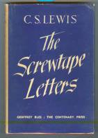 Image for The Screwtape Letters.