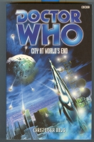 Image for Doctor Who: City At World's End.