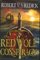 Image for The Red Wolf Conspiracy.