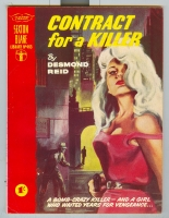 Image for Contract For A Killer (Sexton Blake Library #463).