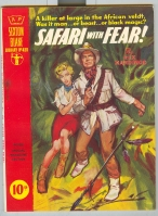 Image for Safari With Fear! (Sexton Blake Library #430).