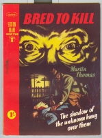 Image for Bred To Kill (Sexton Blake Library #448).
