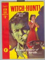 Image for Witch-Hunt! (Sexton Blake Library #452).