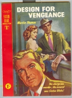 Image for Design For Vengeance (Sexton Blake Library #454).