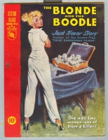 Image for The Blonde And The Boodle (Sexton Blake Library #394).