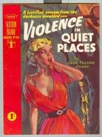 Image for Violence In Quiet Places (Sexton Blake Library #461).