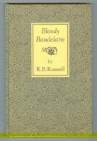 Image for Bloody Baudelaire.