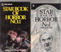 Image for Star Book of Horror No. 1 (two copies with variant covers).