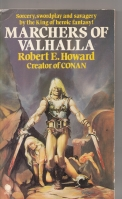 Image for Marchers Of Valhalla.