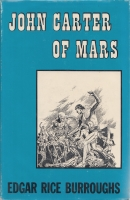 Image for John Carter Of Mars (Currey A first binding state).