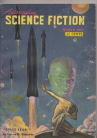 Image for Astounding Science Fiction (March 1951).
