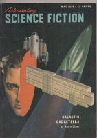 Image for Astounding Science Fiction (May 1951).