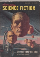 Image for Astounding Science Fiction (June 1951).
