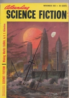 Image for Astounding Science Fiction (November 1951).