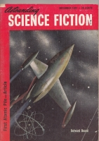 Image for Astounding Science Fiction (December 1951).