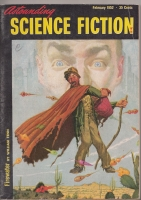 Image for Astounding Science Fiction (February 1952).