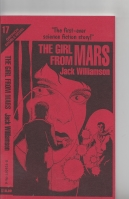 Image for The Girl From Mars/The Prince Of Space