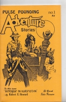 Image for Pulse Pounding Adventure Stories no 1.