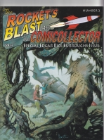 Image for The Rocket's Blast And The Comic Collector Second Issue: Special Edgar Rice Burroughs Issue.