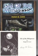 Image for Isle of the Whisperers (+ pre-publication signed bookplate).