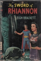 Image for The Sword of Rhiannon.