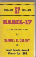 Image for Babel-17 (signed by the author + Nebula Award winner).