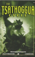 Image for The Tsahoggua Cycle: Terror Tales Of The Toad God.