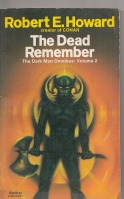 Image for The Dead Remember: The Dark Man Omnibus Volume 2.