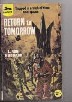 Image for Return To Tomorrow.